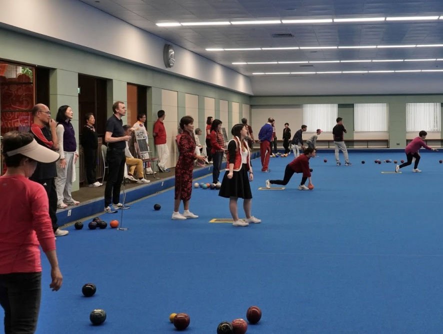 Lawn Bowls Section Committee