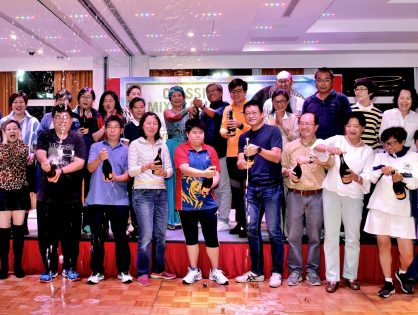 HKFC End of Season Party 2018 and Prize Presentation of HKFC Classic Mixed Fours 11th Nov