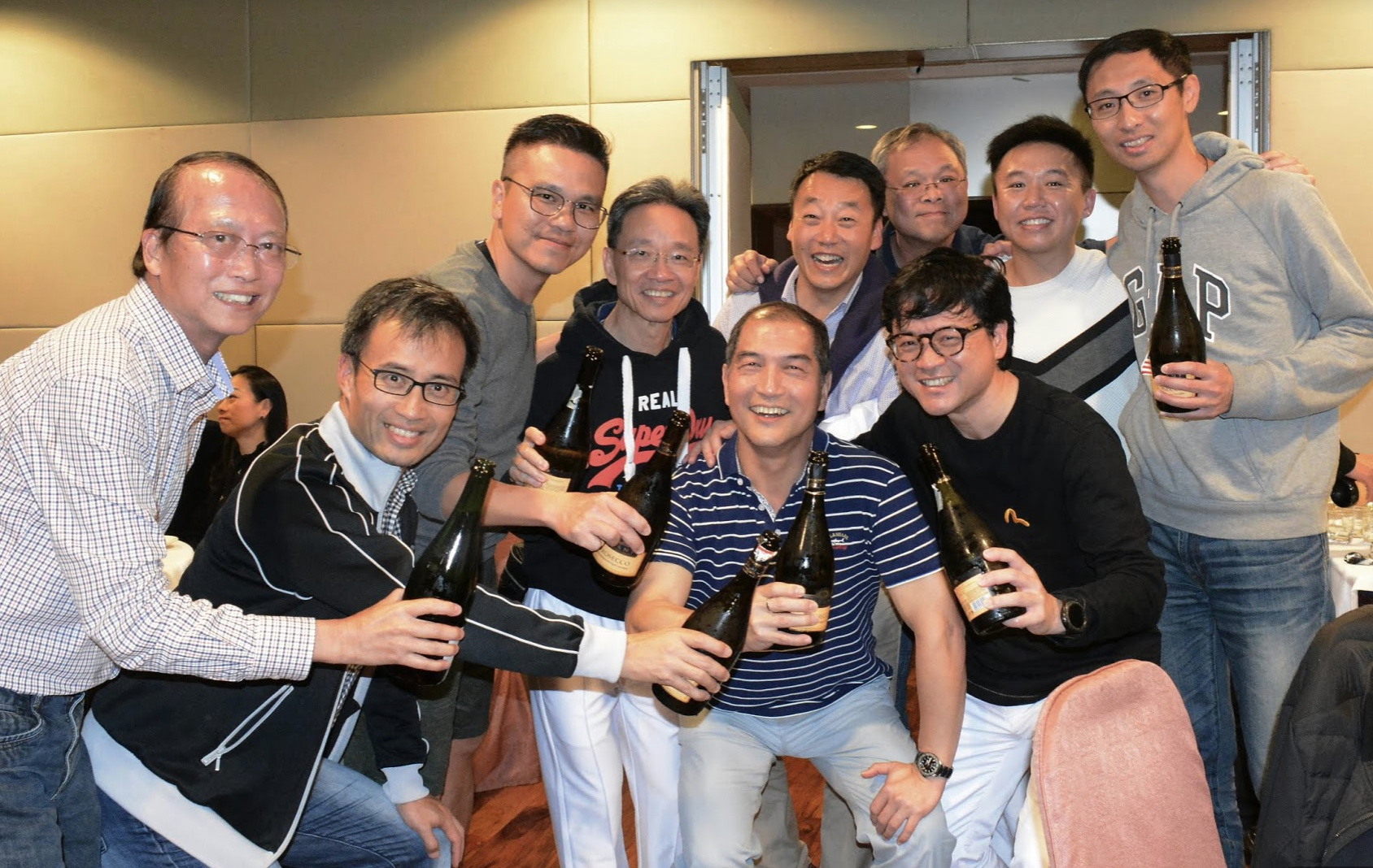 Triples League 2018 Celebrations 23 February 2019