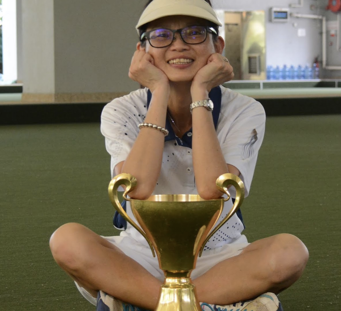 Shirley Ma - National Indoor Singles Champion 2019!